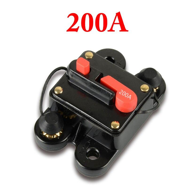 Fusibles Solar 60A 80A 100A 120A 150A 200A 250A 100A
