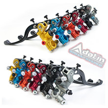 "Moto Radial Mounting Brake Clutch Lever Hydraulic 7/8"" DOT for Yamaha R6 Z1000 MT07 MT09 R3 Kawasaki Z750 Z900 ER6N NINJA CBR600(China)"