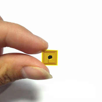 HF 13.56Mhz 5*5mm Micro Mini NFC Ntag213 tag anti-metal FPC NFC sticker for toys Heat resistance ISO14443A - DISCOUNT ITEM  26 OFF Security & Protection