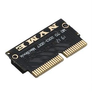 12 + 16 Pin NGFF M.2 NVME SSD, конвертер для MacBook Air 2013 2014 2015, адаптер для MacBook Air A1465 A1466