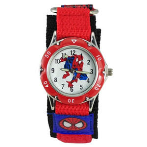 3D Wristwatch Clock Sports Boys Cartoon Students Hot Nylon for Straps Relogio DHL Mixed