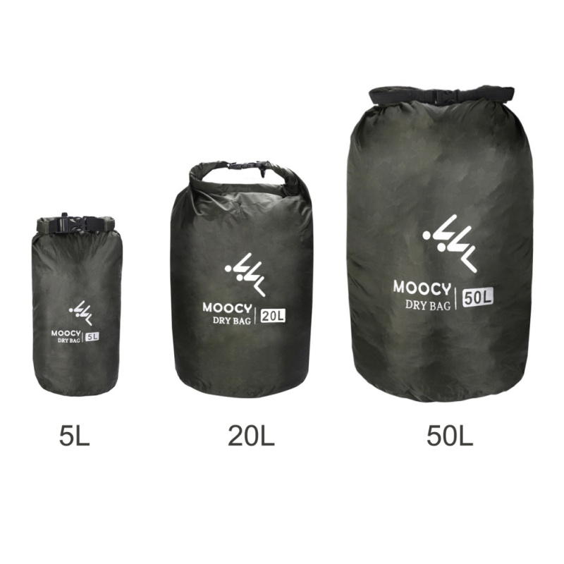 Waterproof Dry Bag Roll Top Sack Swimming Dry Organizer Beach Fishing Storage Bag Drifting Bag Outdoor Canoe Kayak Rafting