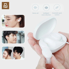 Xiaomi Mi Mijia AirDotsหูฟังบลูทูธRedmi TWSสเตอริโอไร้สายในหูชุดหูฟังเยาวชนรุ่นพร้อมไมโครโฟนแฮนด์ฟรี