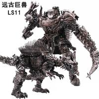 Transformation Aoyi LS11 ancient behemoth movie 5 dinosaur scorn robot model PVC Action Figure Model Doll Toy