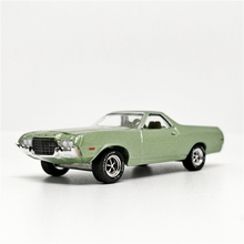 Greenlight 1:64 1972 Ford Ranchero Green No Box