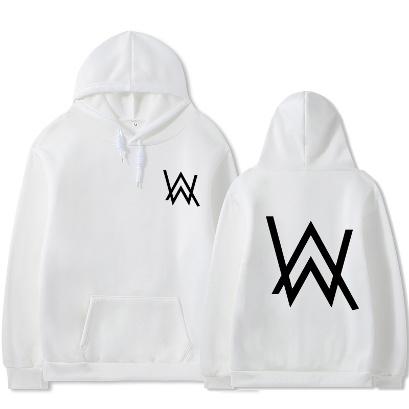 2021 Fall/Winter Alan Walker Hoodie Couple Loose Large Size Wild Casual Men and Women Pullover 1