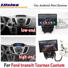 Автомобильный мультимедийный плеер для ford transit tourneo