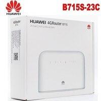 New Original Unlocked Huawei B715s 23c 4G LTE Cat9 Band1/3/7/8/20/28/32/38 CPE 4G WiFi Router B715s 23c PK B618 E5788 M1