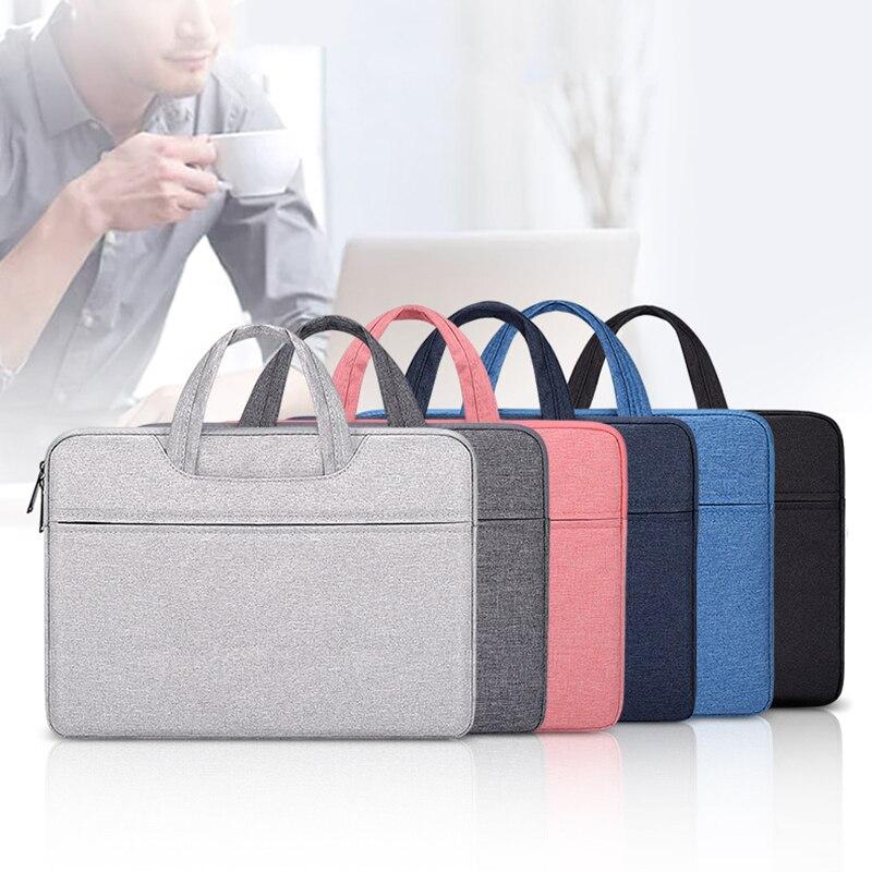 Laptop Bag For Macbook Air Notebook Case 13/14/15 Inch Laptop Sleeve Computer Handbag Briefcase Carry Bag For DELL HP Xiaomi