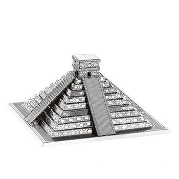 Architecture 3D Metal Puzzles World  16