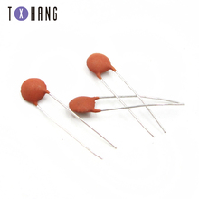 цена на 100pcs Ceramic Disc Capacitors 50V 101PF new