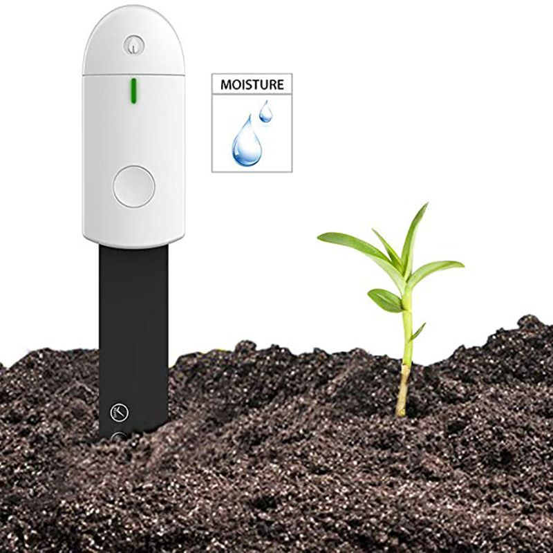 Global Version Flower Monitor Garden Plants Gross Water Soil Nutrient Smart Digital Detection HHCC Flora Tester Sensoruff0c  #s1