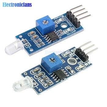 LM393 moduł czujnika światła 3Pin/4Pin 3.3V 5V moduł czujnikowy czujnika światłoczułego z cyfrowym wyjście analogowe dla Arduino