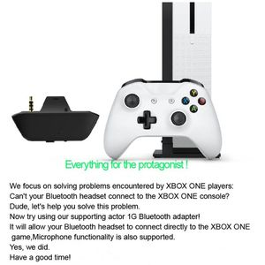 Image 5 - Wireless Bluetooth Headset Adapter 3.5mm Headphone Converter for XBox One Game Controller
