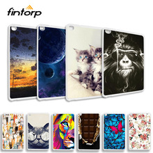 Buy 3D DIY Painted Case for Huawei Honor Tab 5 8.0 inch Case Coque Fashion Soft Silicone TPU Back Tablet Cover Funda Bumper Capa directly from merchant!