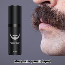 Beard Growth Serum - Hair Growth Oil for Men Facial Hair Supplement Thicker and Fuller Mustache Grower Perfect Gift for Men
