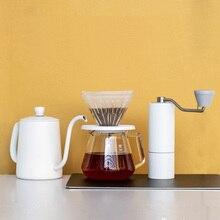 Timemore manual de gotejamento máquina café c caixa presente conjunto outing portátil fermentação cafeteira mini moedor café percolador