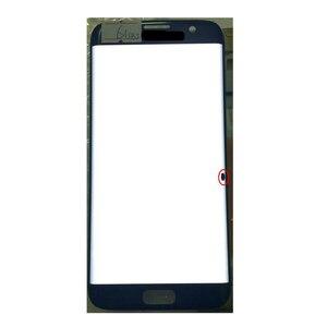 """Image 4 - Oryginalny 5.5 """"AMOLED do Samsung Galaxy S7 krawędzi lcd G935U G935F wyświetlacz Lcd ekran dotykowy digitalizacji z czarną kropką i linii"""