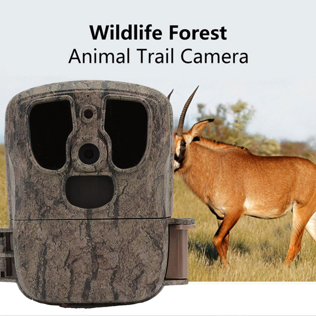 Trail Hunting Camera S300 20MP Infrared Wireless Cameras Photo Traps 1080P Wildlife Cams Surveillance 2
