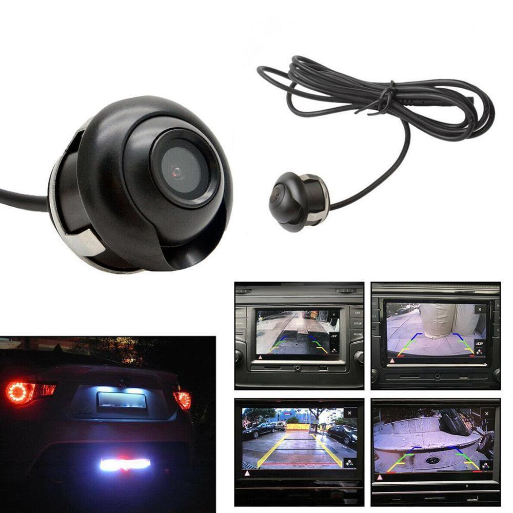360 ° HD CCD Car Rear View Reverse Backup Parking Camera Night Vision Waterproof