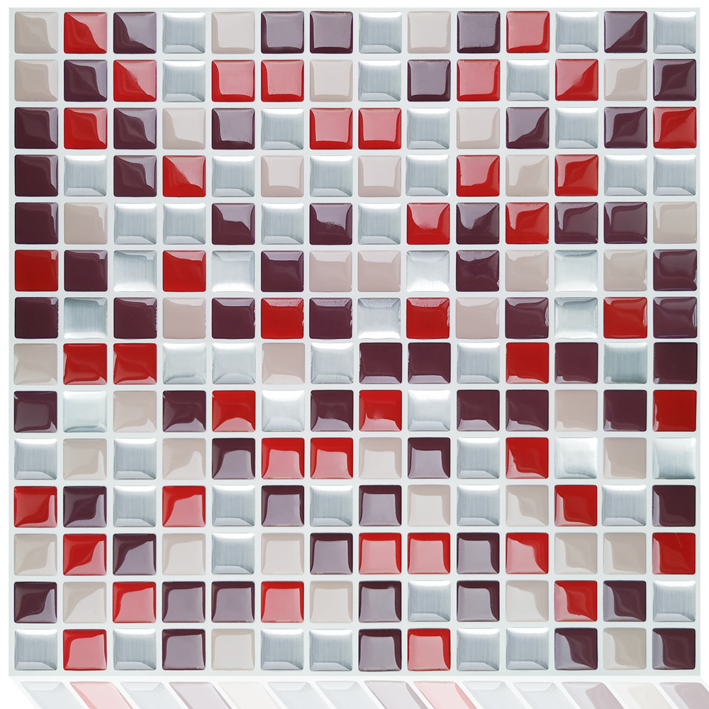 Special Offers Wall Mosaic Tiles Stickers List And Get Free Shipping A322