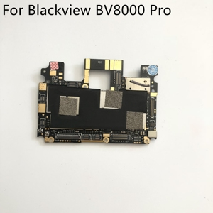 """Image 1 - Blackview BV8000 Pro Used Original Mainboard 6G RAM+64G ROM Motherboard For Blackview BV8000 Pro MTK6757 Octa Core 5.0"""" FHD"""