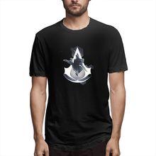 Assassin Creed t shirt men Casual Fashion Mens Short Sleeve T-shirt boy girl hip hop t-shirt top tees