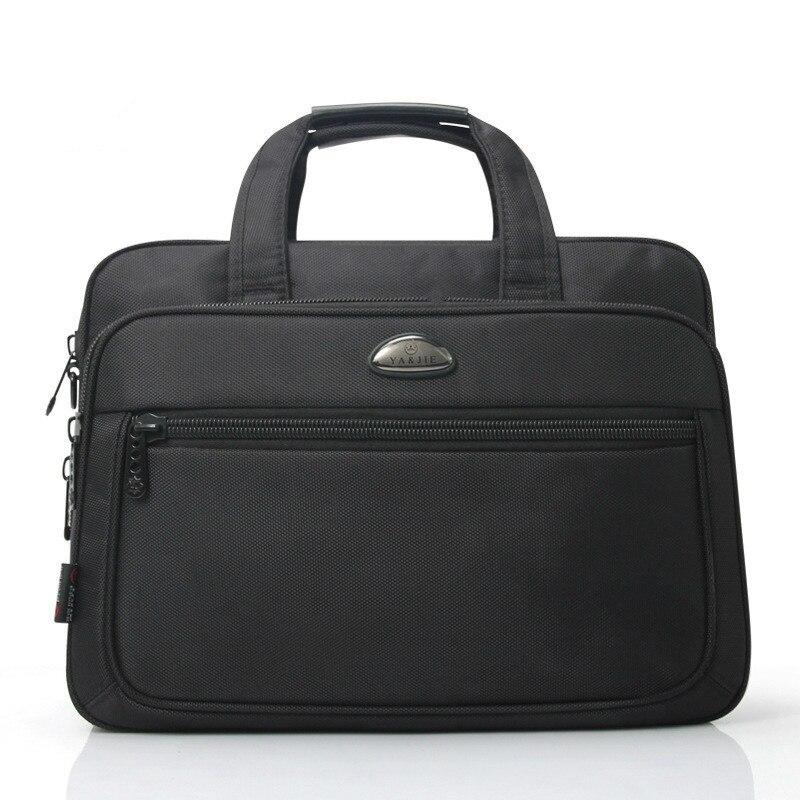 Large Capacity Men's Handbags Women Shoulder Office Bag Men Briefcase Waterproof Laptop Bags For Bandolera Hombre Portafolios