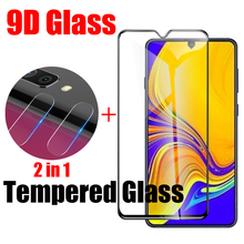 9D Full Cover Front Glass For Samsung Galaxy A30 Tempered Screen Protector Camera Lens Film