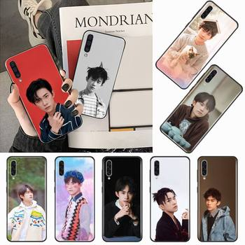 TFBOYS Jackson Yee band singer Phone Case For Samsung galaxy S 9 10 20 A 10 21 30 31 40 50 51 71 s note 20 j 4 2018 plus image