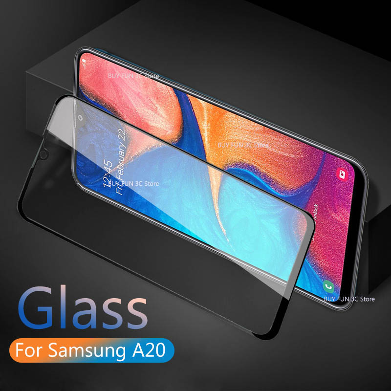 tempered <font><b>glass</b></font> on the for <font><b>samsung</b></font> galaxy a20 a30 a50 armor For <font><b>Samsung</b></font> a10 a70 30a <font><b>a</b></font> 30 20 <font><b>50</b></font> tremp 50a protective film safety image