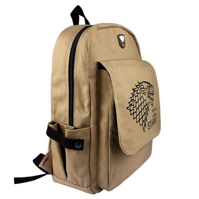 JOJO Canvas Shoulder Bag