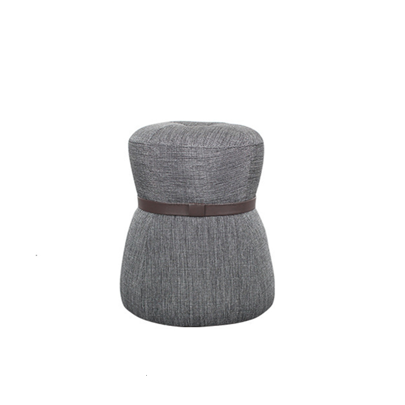 Low Stool Northern Europe Countryside Concise Modern Home Furnishing Shoes Stool Personality Originality Circular Pier Stool