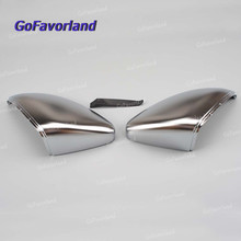 цена на New Rearview Mirror Covers For Volkswagen Golf VII MK7 7 GTI 2014 2015 high quality