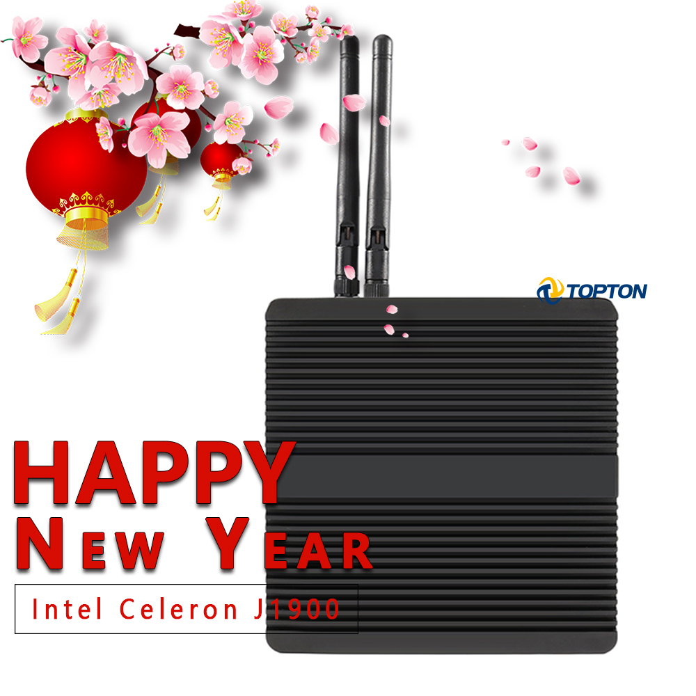 Mini PC, Intel Celeron N3160 Processor Windows 7(64-bit) Mini Desktop Computer With HDMI/VGA Port Wi-Fi,Bluetooth Mini Computer