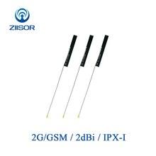 5 قطعة 2 جرام GSM هوائي داخلي PCB GPRS أومني هوائي IPX IPEX اللاسلكية وحدة بلوتوث DTU بنيت في الجوي TXGN PCB 6508