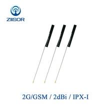 5 pièces 2G GSM antenne interne PCB GPRS antenne Omni IPX IPEX Module sans fil Bluetooth DTU construit dans la TXGN PCB 6508 aérienne