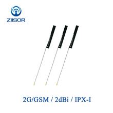 5pcs 2G GSM GPRS Internal PCB Antenna Wireless Module Bluetooth Omni IPX IPEX Built in Antenna Z61-BGSMXA15PCB6608 new arrival sim808 gprs gsm module gsm and gps two in one function module quad band with gsm antenna and gps antenna diy kit