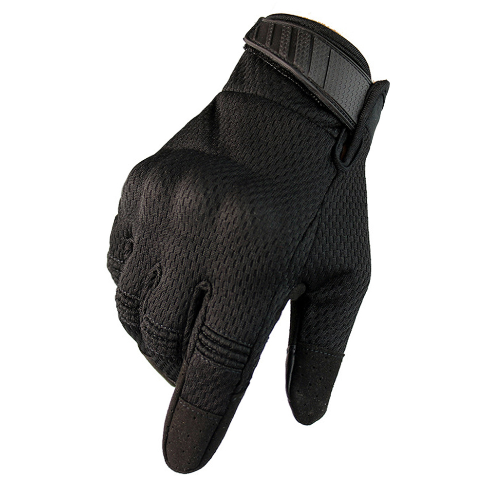 Motorcycle Gloves Summer Breathable Tactical Full Finger Moto Gloves Touchscreen Motocross Motorbike Riding Cycling Biker Gloves