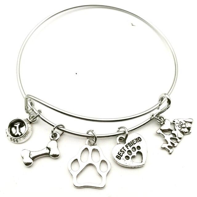 Dog Love Bracel 1