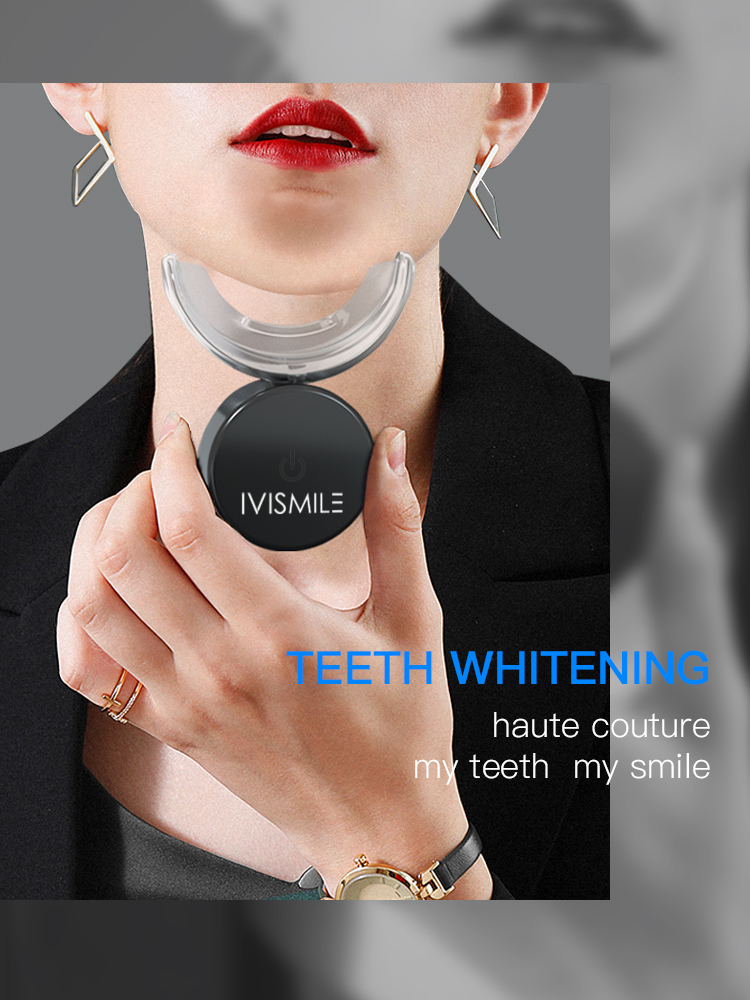 Oral-Gel-Set Peroxide Bleaching-System Teeth-Whitening Led-Blue-Laser Dental High-Strength