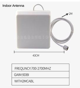 Image 5 - 무지 향성 안테나 2g 3g 4g 트라이 밴드 신호 부스터 GSM 900 1800 2100 GSM 3g LTE 셀룰러 리피터 GSM 4G LTE 증폭기
