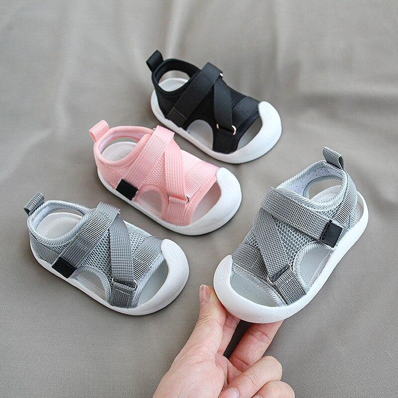 2020 Summer Toddler Girls Sandals Infant Baby Boys Summer Shoes Kids Casual Beach Shoes Hot Kids Sandals