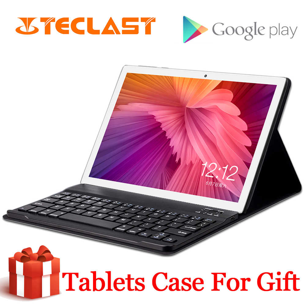 Plus récent Teclast M30 10.1 pouces tablette MT6797 X27 Deca Core 2560x1600 2.5K IPS écran double 4G 4GB RAM 128GB ROM Android tablette pc