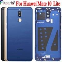 Funda de batería para Huawei Mate 10 lite G10, carcasa trasera reemplazada de 5,9 pulgadas para Huawei Nova 2i