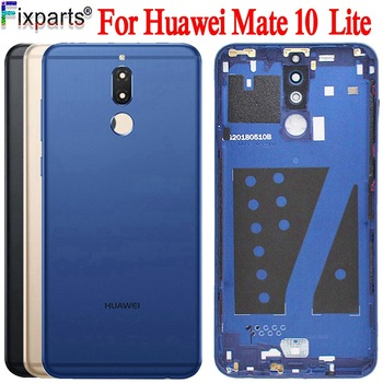 NEW For Huawei Mate 10 lite Battery Cover G10 Rear Door Housing Back Case Replaced 5.9
