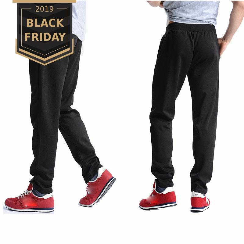 FALIZA 2019 New Mens Sweatpants Male Joggers Mens Pants Elastic Waist Trousers Men's Casual Sports Pants For Spring Autumn CK-L