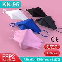 4d projetado kn95 máscaras adulto mascarillas ffp2 ce colores ffp2mask aprovado boca máscara facial fpp2 masque nior reutilizável fpp2 máscaras