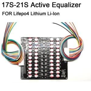 Image 5 - 6A 3S 4S 5S 6S 7S 8S 10S 13S 14S 16S 17S 20S Active Equalizer Balance Lifepo4 Lithium Lipo LTO Battery Energy Transfer Board BMS