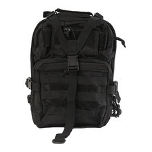 Men Multi-functional Camouflage Tactical Bag Waterproof Chest Bag Travel Outdoor Camping Shoulder Bag
